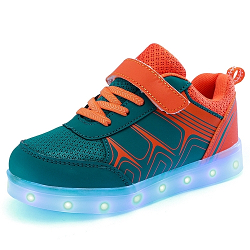 Kids' Clothing, Shoes & Accs Unisex Light Up Led Shoes For Baby Toddler And Youth Kids Athletics Sneakers Discounts Price Clothing, Shoes & Accessories