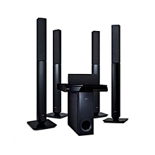 LHD-457B - 5.1ch Bluetooth Home Theatre System - 330W - Black.