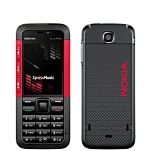 Nokia 5310 Xpress Music 2G Mobile Phone - Red