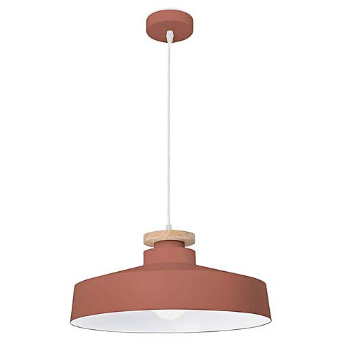 Brown Steel Structure Hanging Light (Pendant)