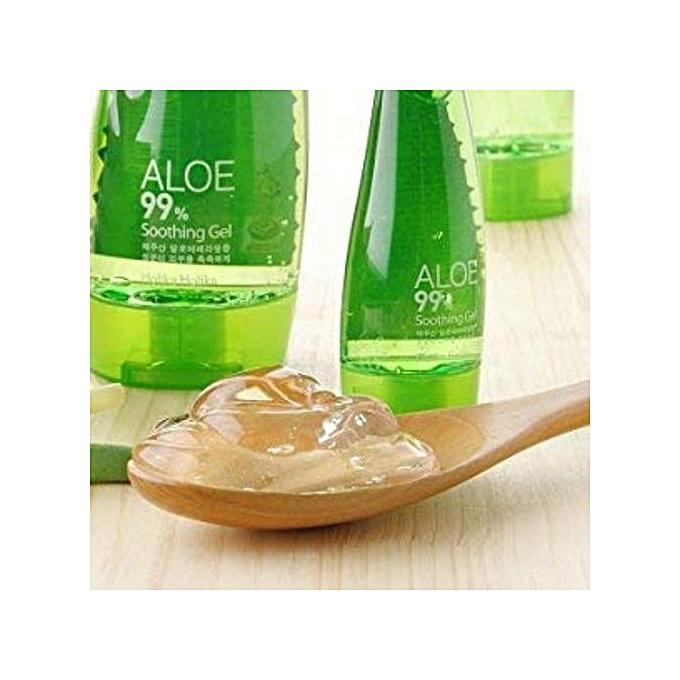 Holika Holika Aloe 99% Soothing Gel - 250ml .