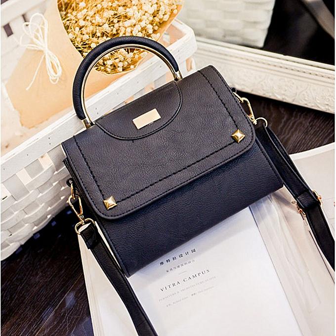 0d0411f89d9f0 duanxinyv Women Fashion Handbag Shoulder Bag Tote Ladies Purse Small Square  Bag Made In China
