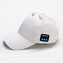 Bluetooth headset call cap G7 white