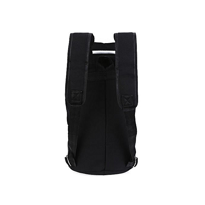 afb18f9b11b Buy Fashion Drawstring Canvas Bucket Gym Bag Portable Backpack For ...