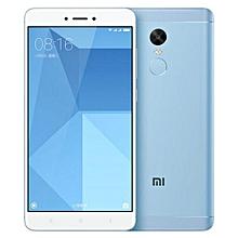 Xiaomi Redmi Note 4X 5.5 inch 4GB RAM 64GB Snapdragon 625 Octa core 4G Smartphone Light BLue UK
