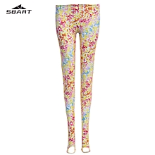 SBART Female Surfing Leggings Swimming Diving Pants For Sun Protection