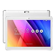 Binai Mini 101 32GB MTK6580 Cortex A53 Quad Core 10.1 Inch Android 6.0 Dual 3G Phablet Tablet Silver EU