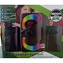 SUBWOOFER-SONYDIGITAL- SUBWOOFER-FM-USB-8800W P.M.P.O