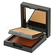 Base Duo Kit - Moisturising Cream Foundation with SPF15 & Pressed Powder - Hot Chocolate - 18g.