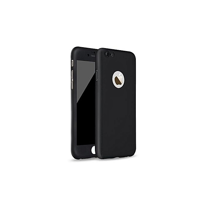 new product 50a82 ffc8e Mobile Phone PC Cover Case For IPhone 6s Plus Black (Color:c0)