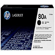 Laserjet 80A Toner - Black