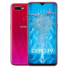 Oppo F9 4GB RAM,64GB ,Sunrise red  Plus Christmas Present