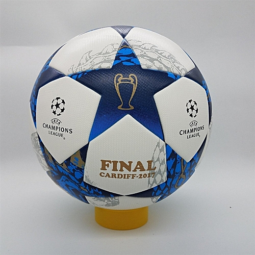2016-2017 profession Champions League Official size 5 Football ball  Material PU Professional Match Training f3ae7d2d066bb