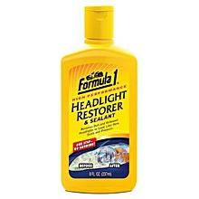 Headlight Restorer and Sealant 8oz. (237ml)