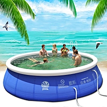 Outdoor Inflatable Swimming Paddling Pool Garden Family Pools Kids & Accessories-