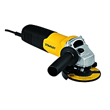 "Angle Grinder 710W - 4.5"" - Black & Yellow"