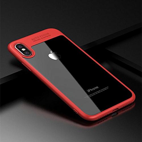 size 40 4d4f5 5ee21 For VIVO V9 Case Silicone Cover Plastic Back For VIVO V9 Case (Red)