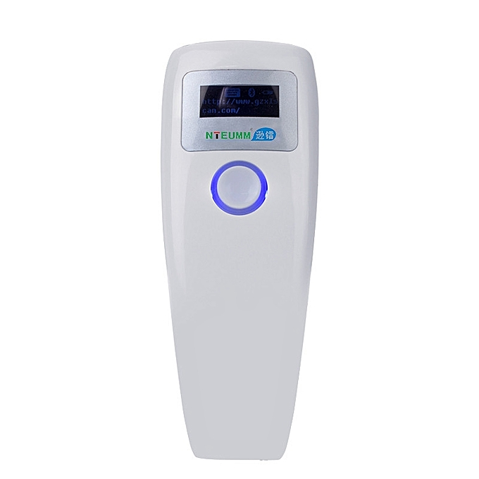 NETUM Bluetooth QR 2D Barcode Scanner Wireless Bar Code Reader MaxiCode For  Android SPP And IOS HID