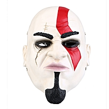 Home-God of War Mask Kratos For Party Halloween Christmas Costume Cosplay Roleplay Gold