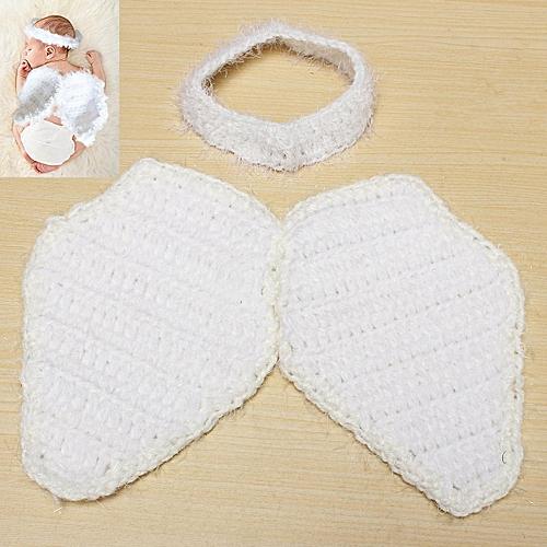 Generic Newborn Baby Girls Boys Crochet Knit Costume Photo