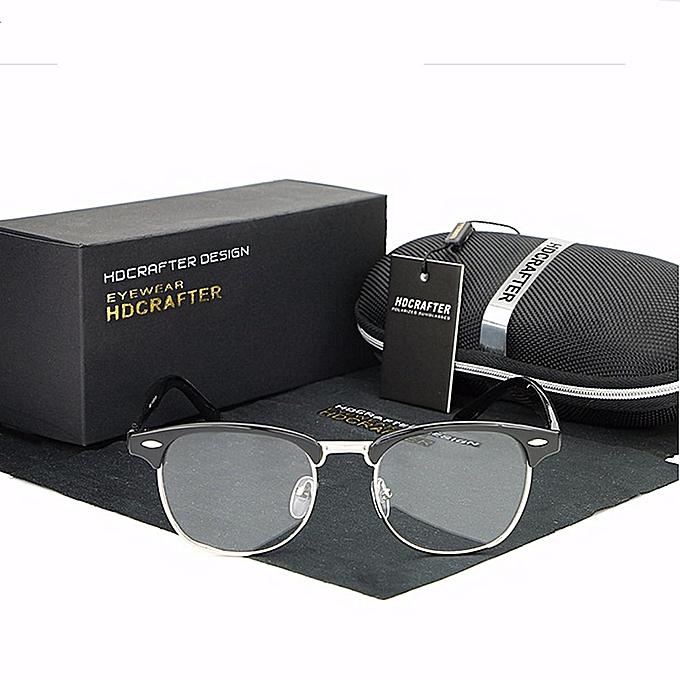 16c063a1dbd Vintage Men Women Retro Eyeglasses Frame Full-Rim Glasses Box Eyewear Clear  Lens Black