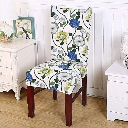 Removable Dining Chair Cover Washable Short Protector Super Fit Seat Covering Slipcover For Hotel Ceremony