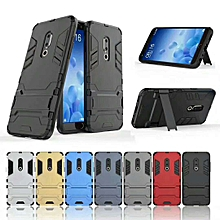 Personalized creative Iron Man 2-in-1 protection back shell For Asus  zenfone4 zc554kl
