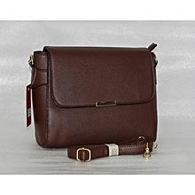 Mahogany ladies handbag/ sling bag by UniGems Collections