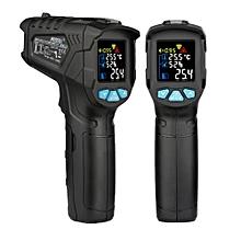 MESTEK IR01B -50℃ to 550℃ Infrared  Thermometer Color Screen VA Return Screen   Humidity Meter