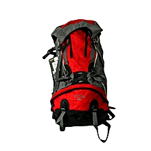 Backpack Jafran 85l- 10613red/Grey/Black-