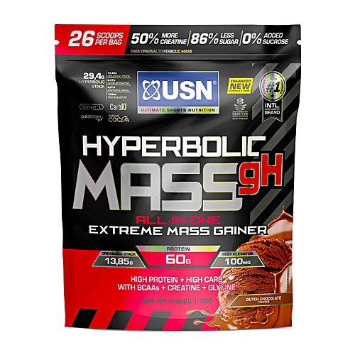 Hyperbolic Mass - 2kg - Dutch Chocolate