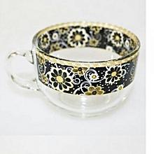 Classy high quality tea coffee chocolate milk cups - 6 piece cups
