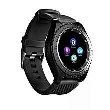 Z3 Bluetooth  Smart Watch Support SIM For  For Android Phone - Black