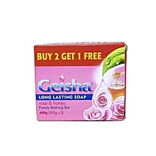 Soap Pink Value Pack - 200g (Pack of 3)
