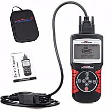 KW820 Car Scanner EOBD OBD2 OBDII Diagnostic Tool Live Code Reader ?an Tools Compliant US LBQ