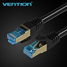 Vention 1m/1.5m/2m/3m/5m CAT7 RJ45 Patch Ethernet LAN Cable Network Cable for Router Switch Computer Laptop ULINE