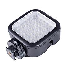 Godox LED36 LED Video Light 36 LED Lights Lamp Photographic Lighting 5500~6500K For DSLR Camera Camcorder Mini DVR