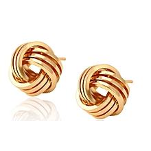 Gold  Coated Earring Studs