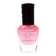 Nail Lacquer-Cotton Candy