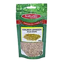 Golden Linseeds (Flax Seeds)