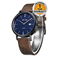 Classic Men Watch - Brown