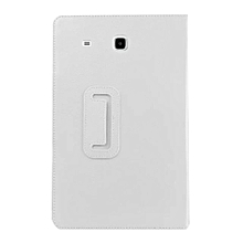 PU Leather Cover For Samsung Galaxy Tab E  T560-T561 9.6inch Tablet WH