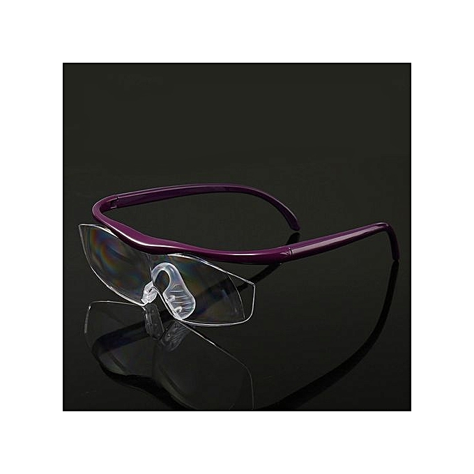 Magnifying Glasses Reading Glasses Fashion 300 Degree 1 8 Times Magnifiers  Read The Newspaper
