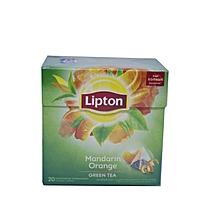 Tangy Mandarin Orange Green Tea - 36g