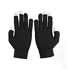Winter Man Woman Capacitive Hand Warmer  Touch Screen Gloves For iPhone For iPad3