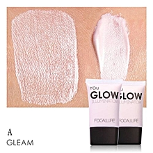 Technologg Beauty  Bling FOCALLURE Glow Highlight Powder Bright Liquid Illuminator 4 Colors-Multi