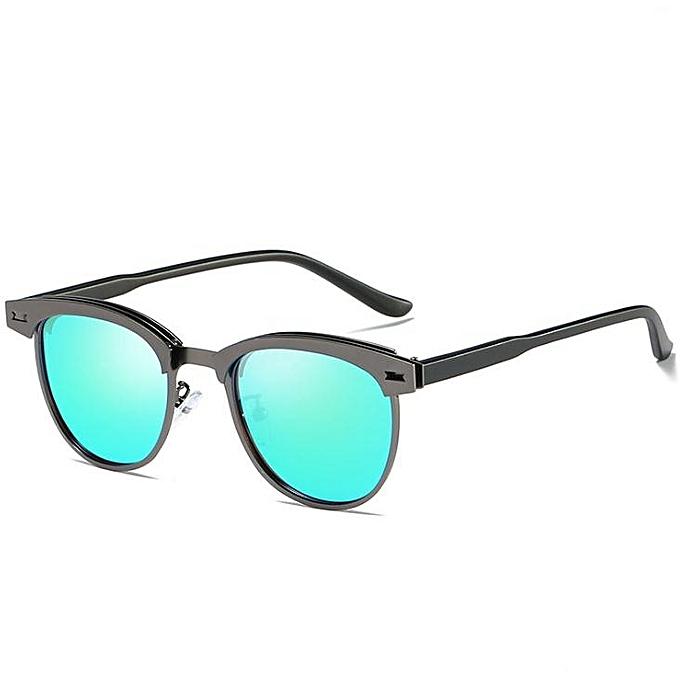 f28d7dd4912 Generic New style Men s classic sunglasses trend colorful sunglasses ...