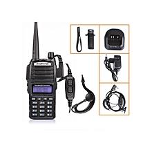 UV-82CH Dual Band (UHF / VHF) Analog Portable Two-way Radio Walkie Talkie, 128 Channel, 8W