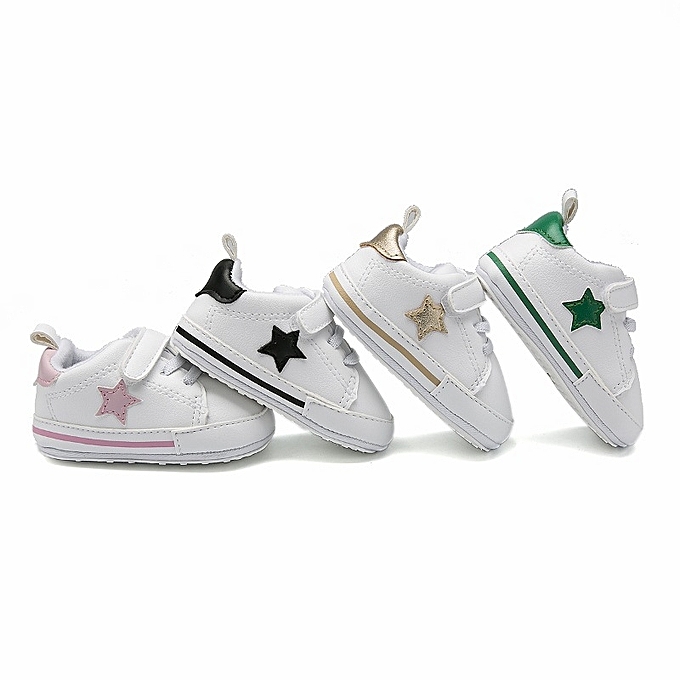 fc7b5e5dcb5 ... 0-1 Year Old Star Rubber Sole Shoes Baby Shoes Soft Soles Toddlers Shoes  ...