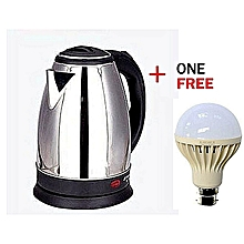 Scarlett Electric Kettle + FREE LED Energy Saving Bulb .